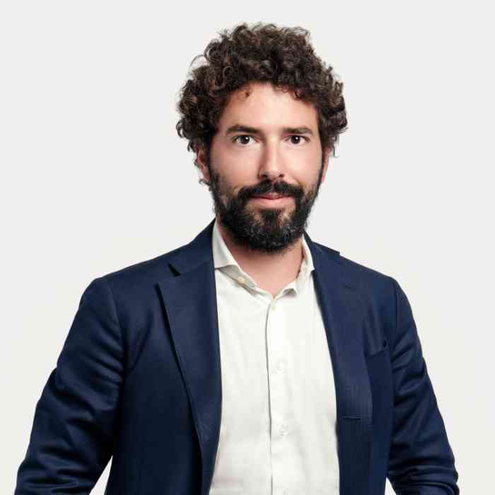 Luca Marini - Corporate Communication & CSR Associate Director